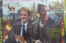 This bootleg True Detective cover is definitely better than the real deal