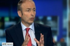 Crowley's aligning himself with racist, xenophobic, anti-gay parties --- Micheál Martin
