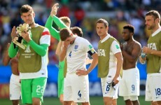 Winless England bow out of World Cup with a whimper