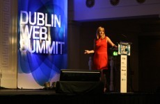Our story: TheJournal.ie's Jennifer O'Connell at the Dublin Web Summit