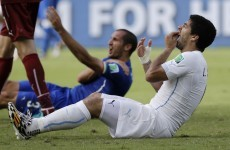 Poll: For how long would you ban Luis Suarez?