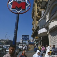 Explosions at four subway stations in Egypt