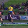 VIDEO: Rugby League player suffers 'butt-cheek knockout'