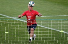 Cabaye credits Deschamps for French revolution at World Cup