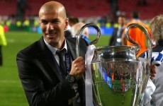 Zinedine Zidane appointed coach of Real Madrid feeder club Castilla