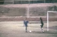 Is this the strangest football match of all time?
