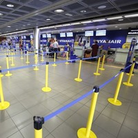 These Ryanair customers were unhappy with the airline's response to flight chaos