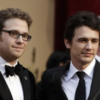 """North Korea calls James Franco and Seth Rogen's new film an """"act of war"""""""