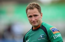 Former Connacht and Scotland outhalf Dan Parks retires after '11 great years as a pro'