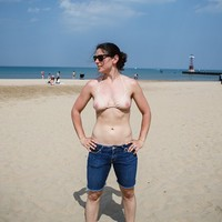The 'nipple bikini' makes you look topless without going topless