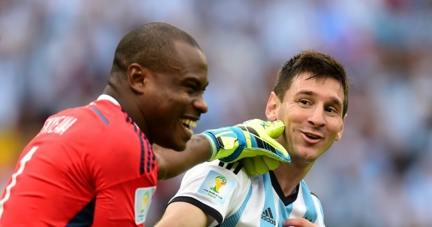 We'll Leave It There So: Messi magic, hooker's haka and all of today's sport