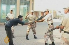 Shocking video emerges of boy being shot dead by Pakistani security forces