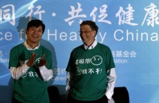 Bill Gates in Beijing to highlight dangers of secondary smoke
