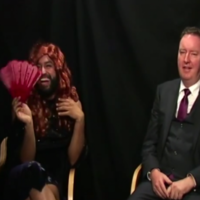 Dave from the Czech Inn is back, with an appalling 'chat show'