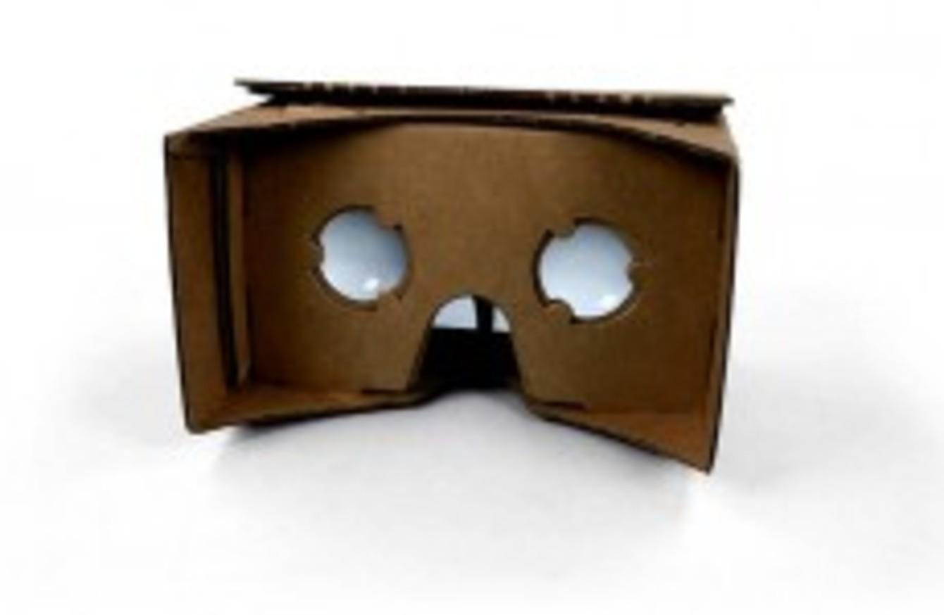 Diy Google Wants You To Create A Vr Headset Using Cardboard