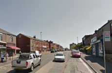 The 90-year-old woman dragged off the street in Manchester was not raped, say police
