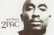 On this night in 2005 you were listening to... 2Pac