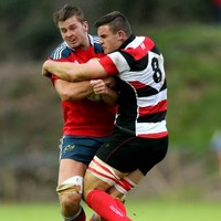 Scotland name uncapped 20-year-old Ashe at No. 8 for Springbok Test