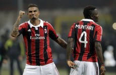 Ghana's Boateng and Muntari sent home from Brazil after 'vulgar insults' and 'physical attack'