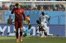 Cristiano Ronaldo winner not enough to prevent Portugal's World Cup exit