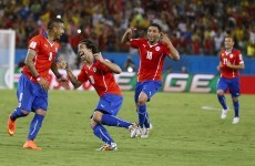 Eamon Dunphy is backing Chile to lift the World Cup but who's your tip to win it out?