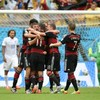Germany handle the heat of group stage as Low hopes for improvement
