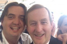 That Enda Kenny selfie? Here's the result