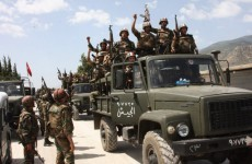 Syrian troops push into northern town as crackdown on anti-government protests continues
