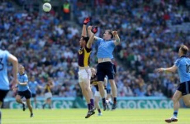 As It Happened: Dublin v Wexford, Leinster senior football semi-final