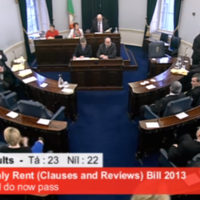 The government wants to sort out its Seanad problem before the summer holidays