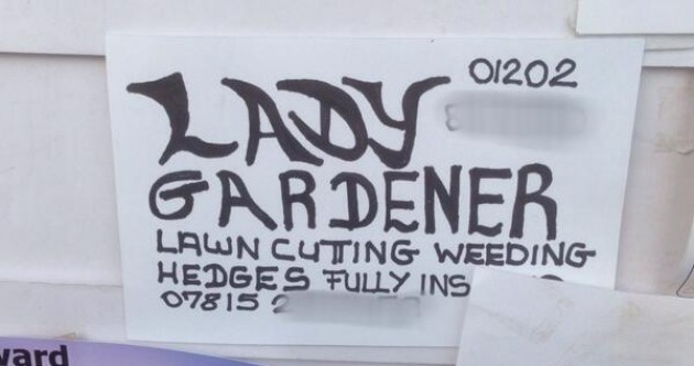 Awkward classified ad of the day