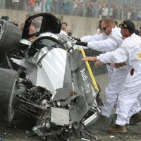 Videos: Two major crashes mark opening half of Le Mans 24-hour race