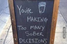 16 pub signs that are too clever for their own good