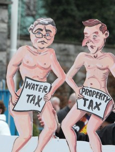 'Grossly unfair': Part of Dublin's property tax revenue may be spent in other counties