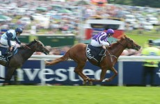 Weather likely to be Australia's only threat in the Irish Derby
