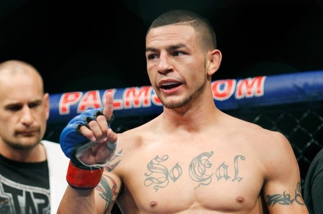 Cub Swanson during his WEC days.