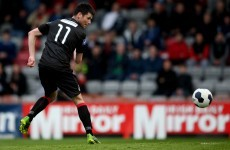 Bohs pay the penalty as Corcoran misses late spot-kick to beat Athone