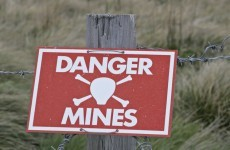 The US military wants to get rid of its stockpile of landmines