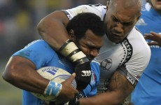 102 point win for Fiji in Rugby World Cup qualifier