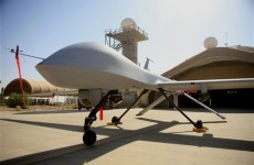 The US has begun flying armed drones over Iraq