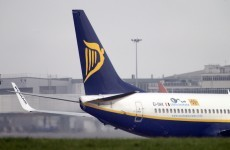Two Ryanair planes damaged in collision at Stansted Airport