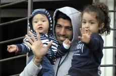 'I hit my face against the player' - Suarez denies biting Chiellini