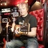 Irishman attempts Guinness World Record of playing the guitar for 101 hours straight
