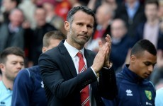 Ryan Giggs 'wasn't ready' for Man United job