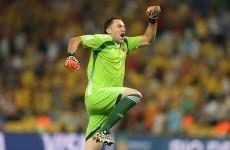 Rodriguez rocket earns Colombia Brazil clash