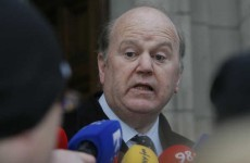 Mr Noonan goes to Washington: Minister begins investment tour