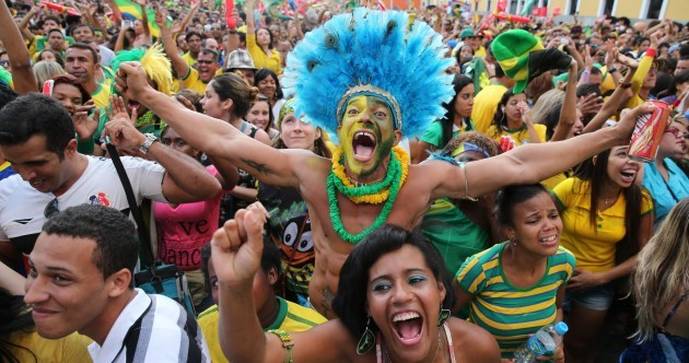 The beautiful game: Brazilian progress spreads joy across the nation