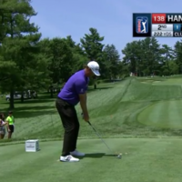 Peter Hanson sinks hole-in-one, pays woman's mortgage for a year