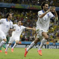 Greece players ask for their World Cup bonuses to be put towards training complex