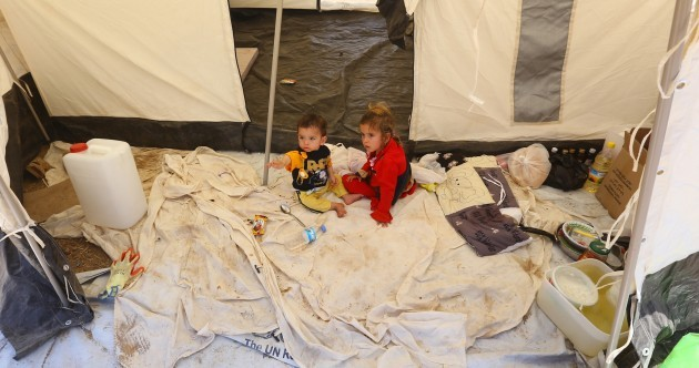 Ireland to send supplies to people of Iraq displaced by violence